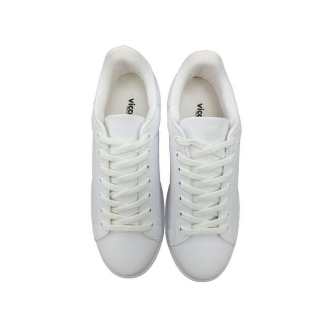 Vicco - Young Lace Up Shoes White