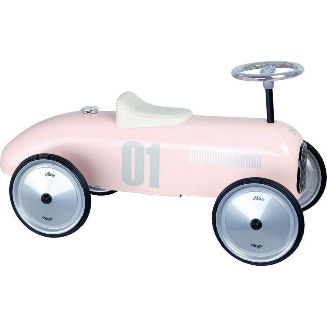 Vilac Vintage Car Light Pink