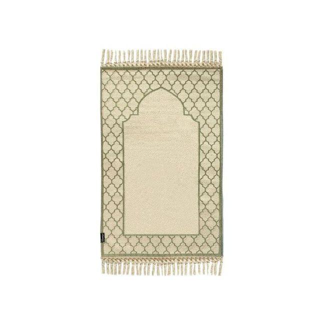 Khamsa Prayer Mat Akhdar - GreenKhamsa Prayer Mat Akhdar - Green