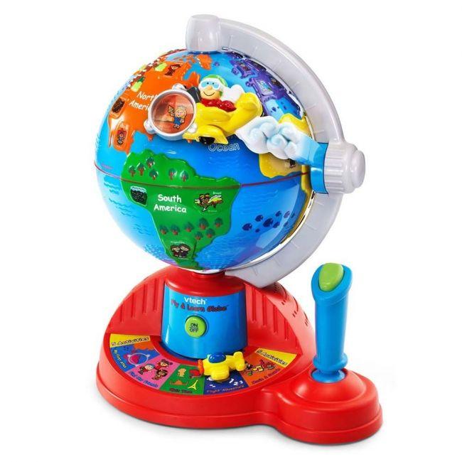 Vtech - Fly N Discover Globe