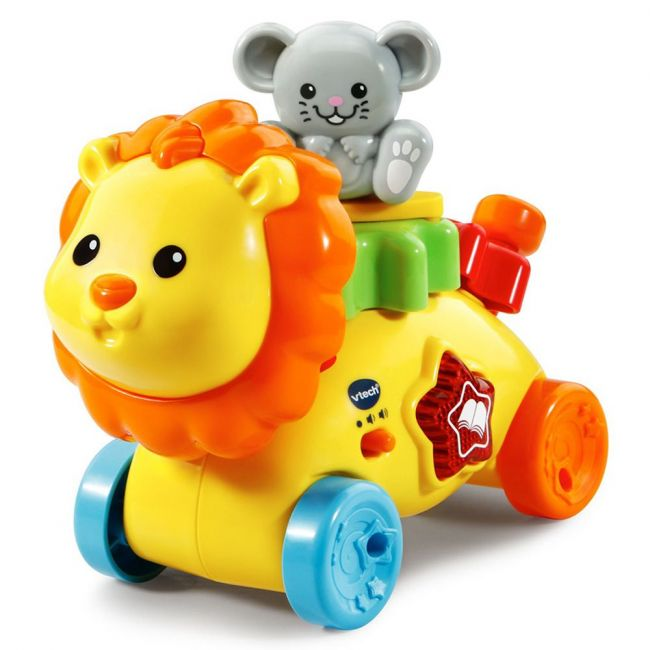 Vtech - Gearzooz Gear Up And Go Lion