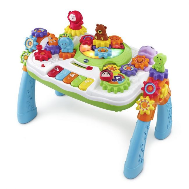 Vtech - Grarzooz Gear Up And Go Activity Table