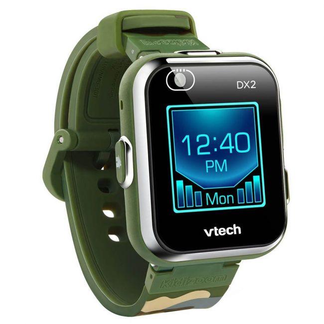 Vtech - Kidizoom Smart Watch D X 2 Camoflauge