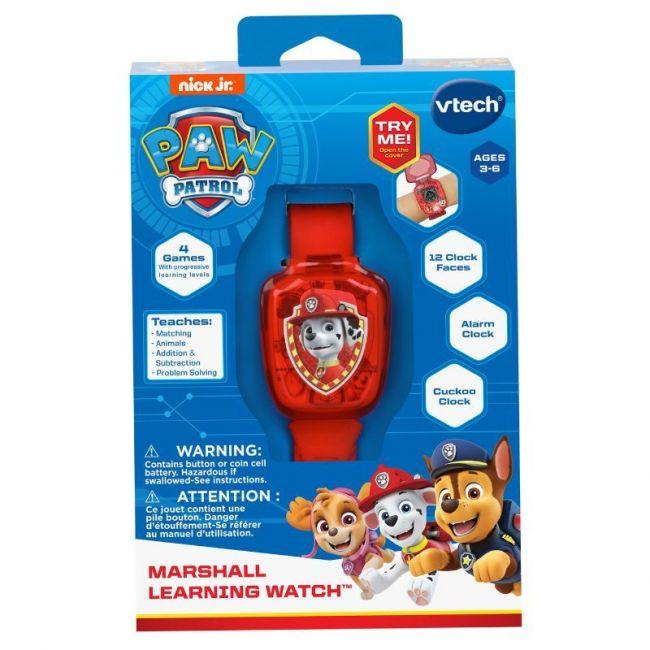 Vtech - Marshall Learning Watch Vtuk