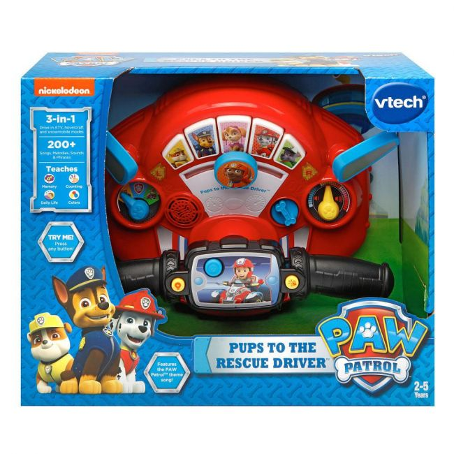 Vtech - Paw Patrol Learning Driver