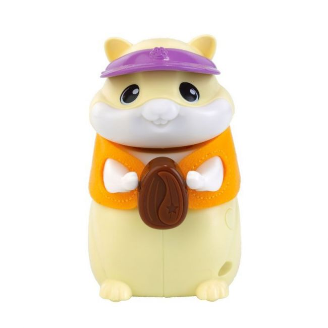 Vtech - Pet Squeaks Tm Sunny The Hamster Purple Version