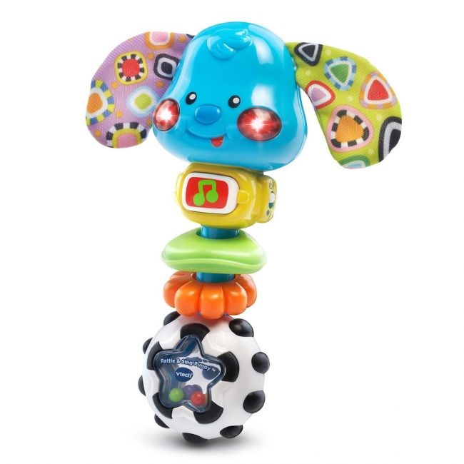 Vtech - Play Time Puppy Rattle