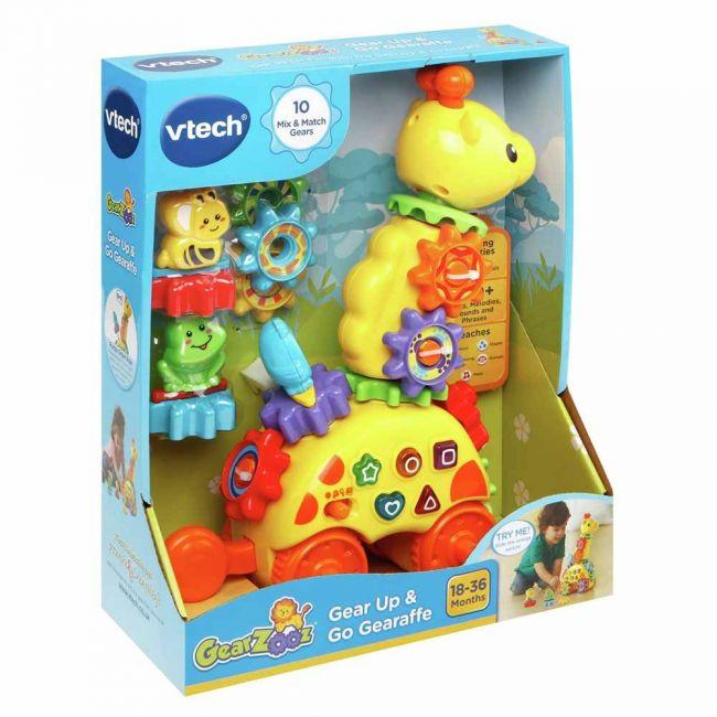 Vtech - Pre School Gear Play Giraffe