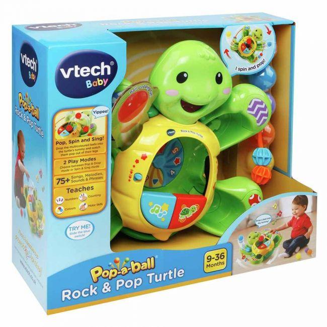 Vtech - Rock And Pop Trutle