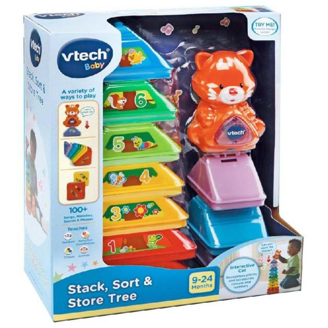 Vtech - Stack Sort And Store Tree