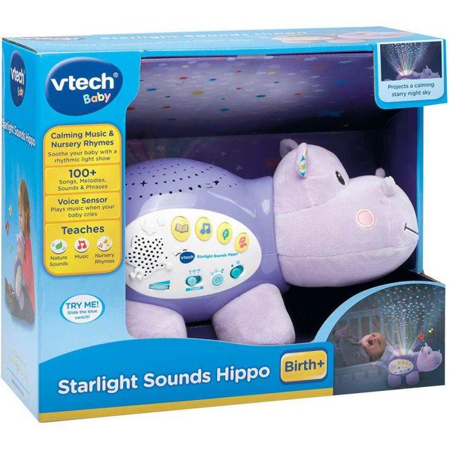 Vtech - Star Light Sounds Hippo