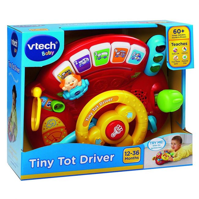 Vtech - Tiny Tot Driver