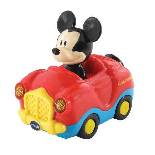 Vtech - Toot Toot Drivers R Mickey Convertible Vtuk