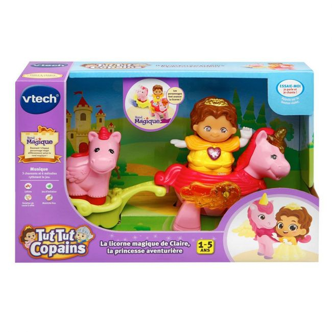 Vtech - Toot Toot Friends Tm Fairy With Unicorn