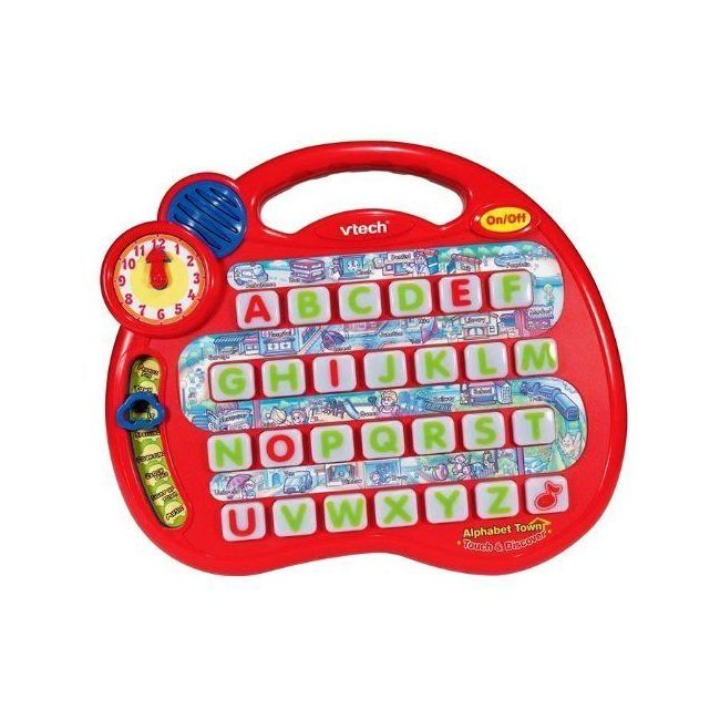 Vtech - Touch And Discover Town