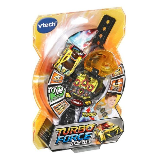 Vtech - Turbo Force Racers Yellow