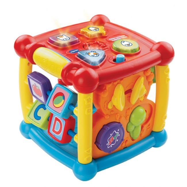Vtech - Turn And Learn Cube
