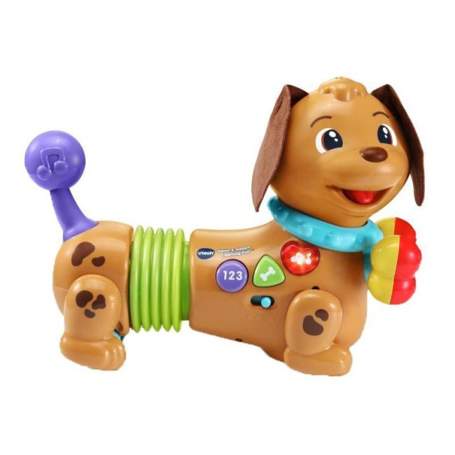 Vtech - Walk And Wiggle Learning Puppy