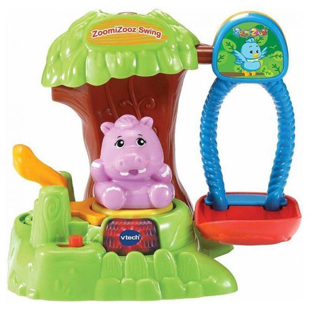 Vtech - Zoomizooz Swing With Horse
