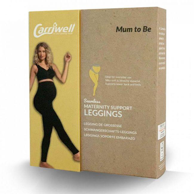 Carriwell - Maternity Support Leggings - Black