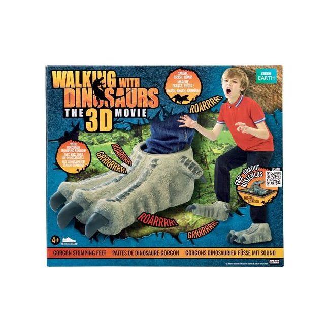 Walking With Dinosaurs - Gorgon Electronic Stomping Feet