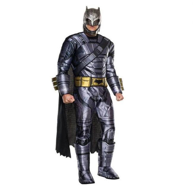 Warner bros - Armored Deluxe Batman Costume