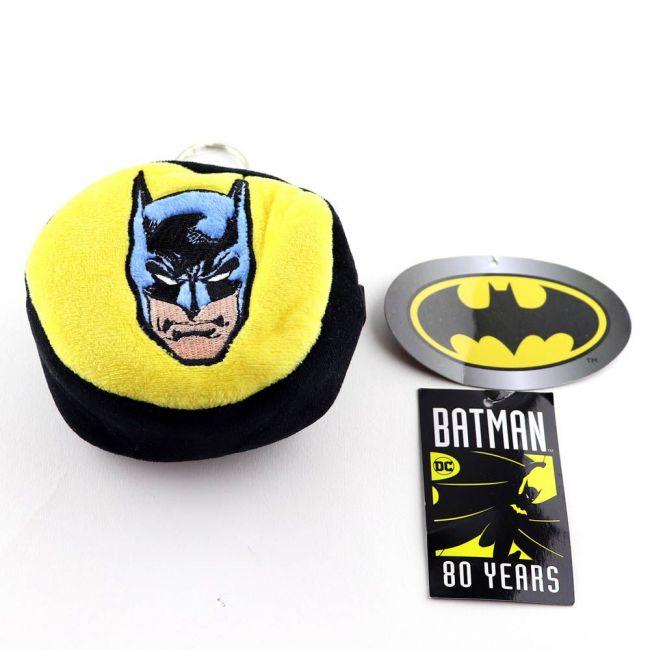Warner bros - Dc Batman 3D Pouch Coin Key Chain Velvet Pouch