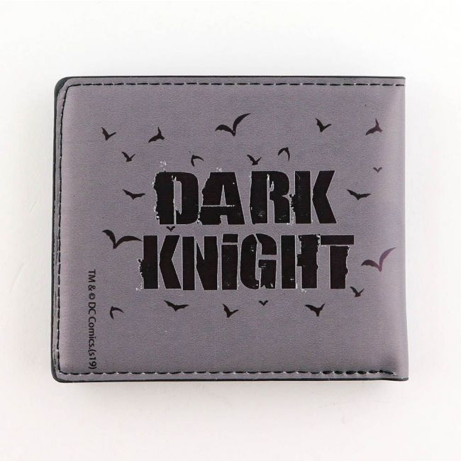 Warner bros - Dc Batman Bifold Wallet For Kids