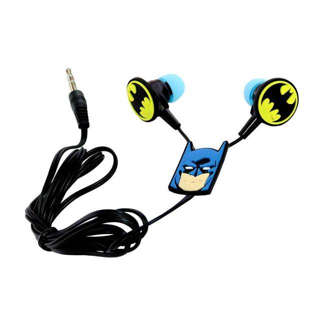 Warner bros - Dc Batman Earphones For Kids