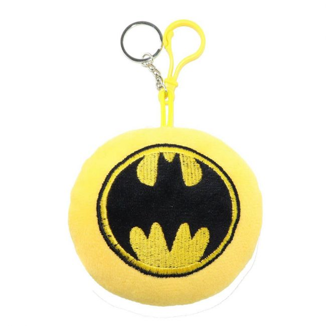 Warner bros - Dc Batman Toy Key Chain With Embroidery