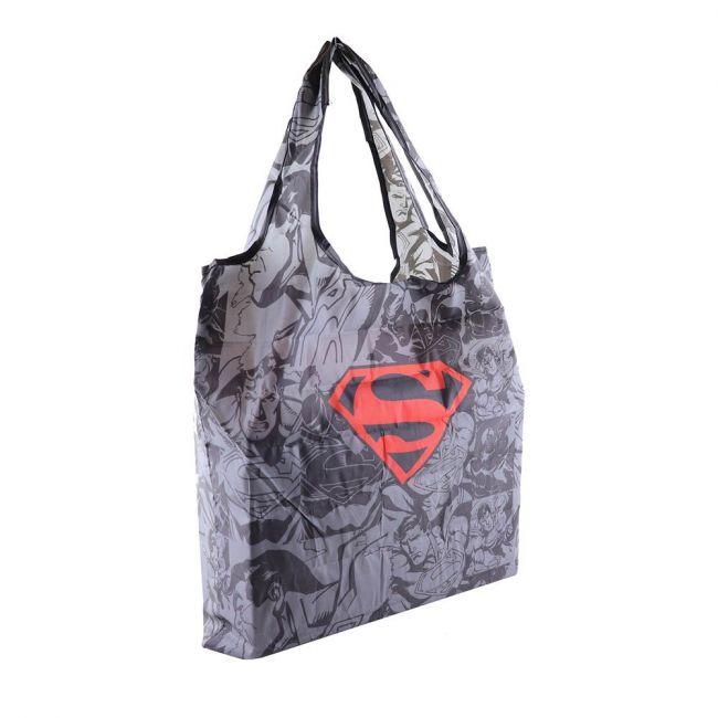Warner bros - Dc Superman Foldable Travel / Shopping Bag