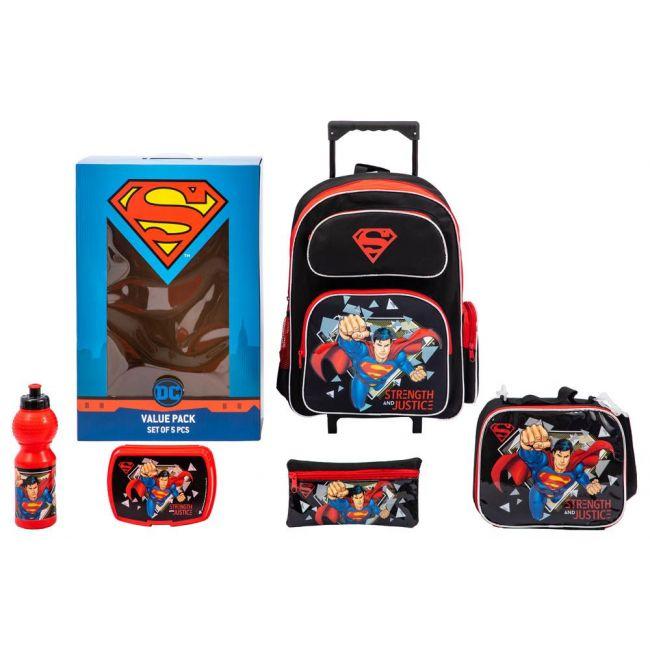 Warner Bros - Dc Superman Value Pack 5 In 1