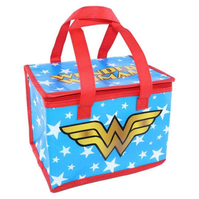 Warner bros - Dc Wonder Woman Cool Bag / Lunch Bag For Kids
