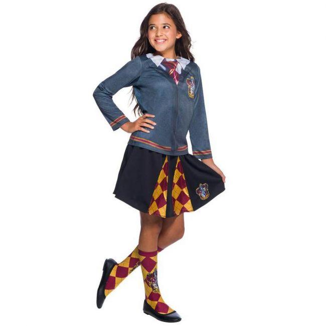 Warner bros - Harry Potter Girls Gryffindor Costume Skirt