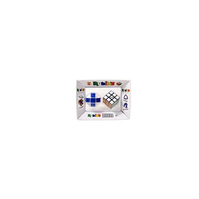 Rubiks Duo Set New 3X3 + New Twist