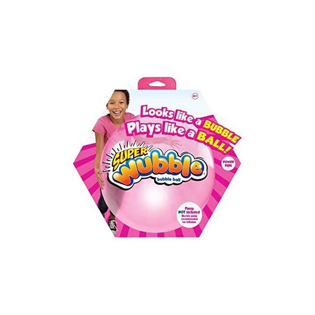 Wubble Bubbles - Wubble With Pump Pink