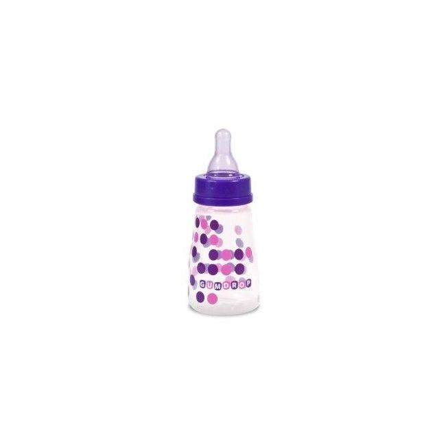 The First Years Gumdrop 4oz 1pk Slim Neck Bottle - Assortment