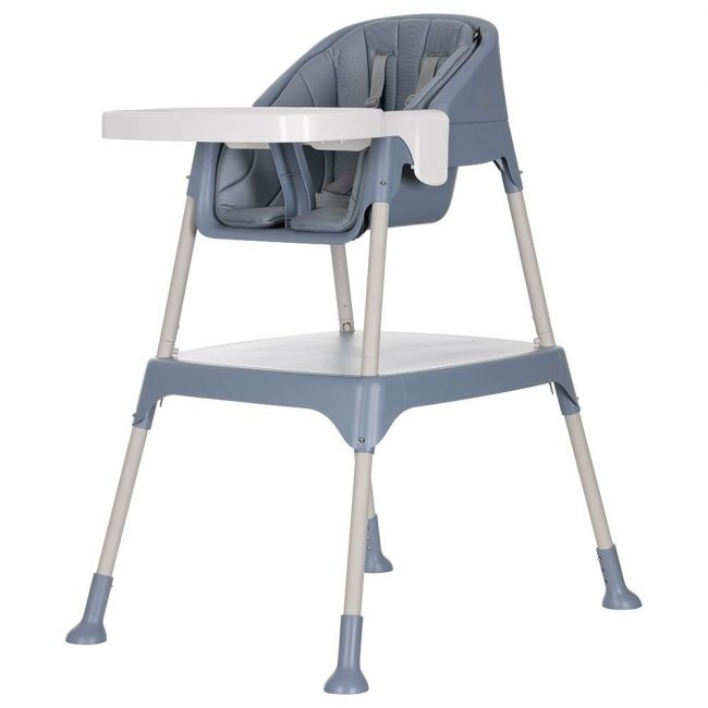 Evenflo Trillo 3-in-1 High Chair - Grey