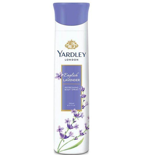 Yardley - English Lavender Body Spray - 150g