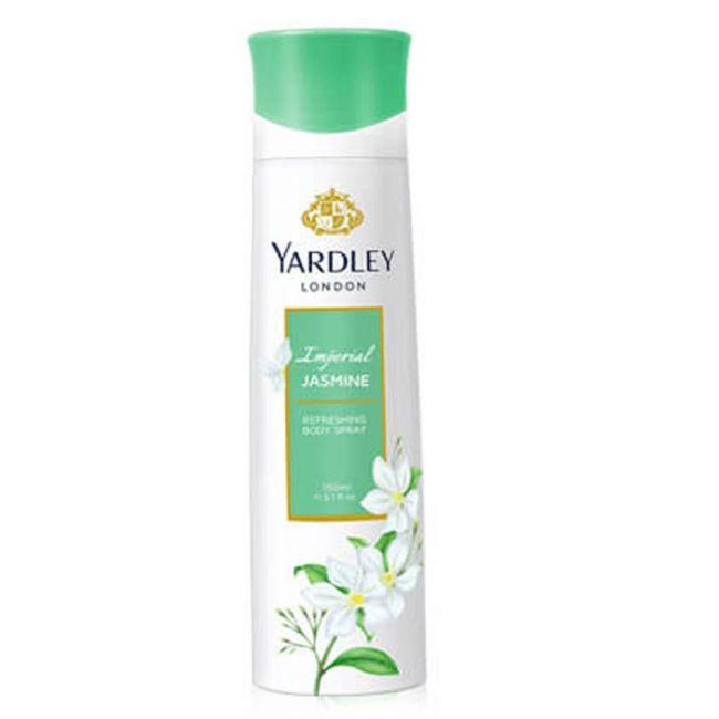 Yardley - Jasmine Body Spray - 150 Gms