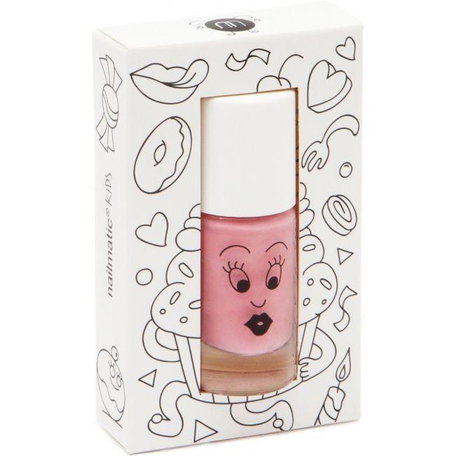 Nailmatic Kids Cookie - Water Based Pink Nail Polish