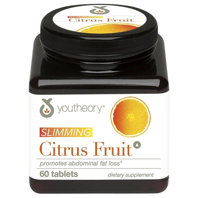 Youtheory - Slimming Citrus Fruit Advanced 60 Tablets