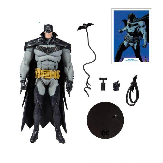 DC Comics - White Knight  Batman