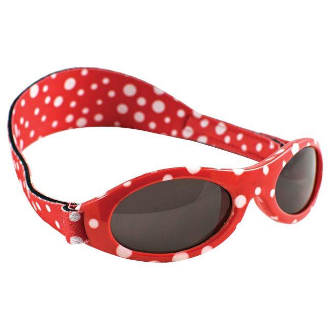 Baby Banz Adventure Sunglasses - Red Dot