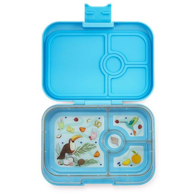 Yumbox - Nevis Blue 4 Compartment