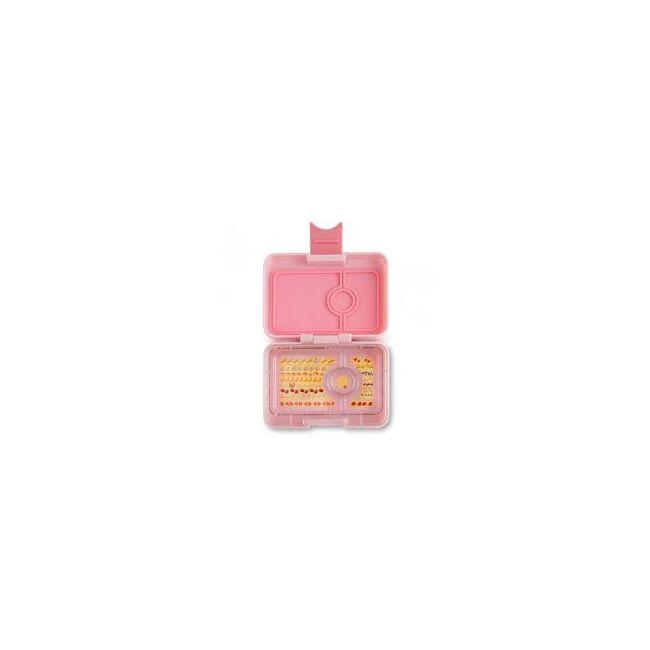 Yumbox Coco Pink Mini Snack Bento Lunch box