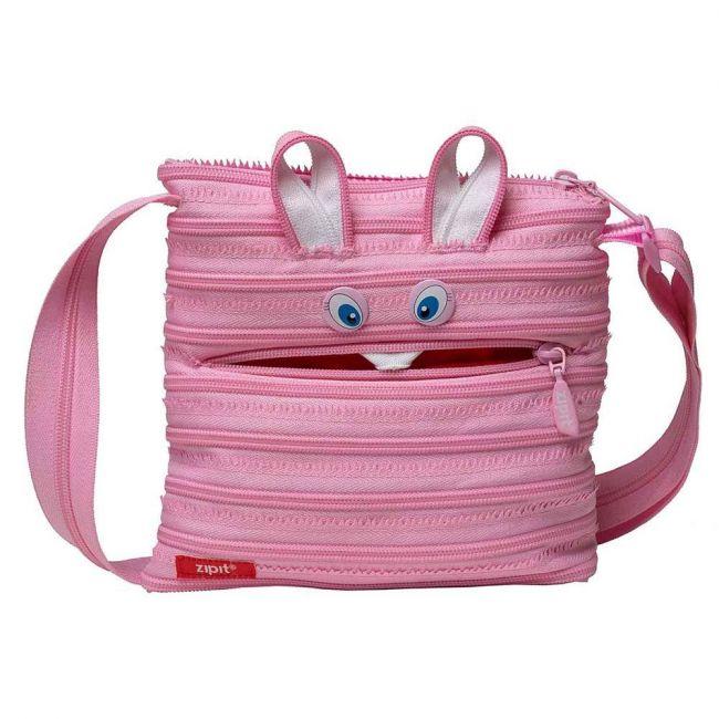 Zipit - Animals Mini Shoulder Bag - Bunny