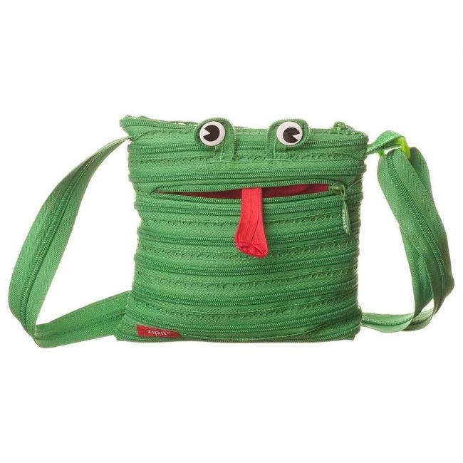 Zipit - Animals Mini Shoulder Bag - Frog