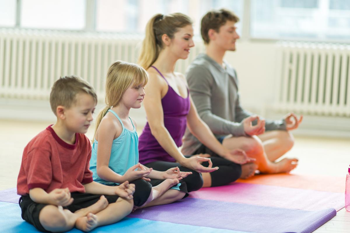 New Year Meditation Routines for Families