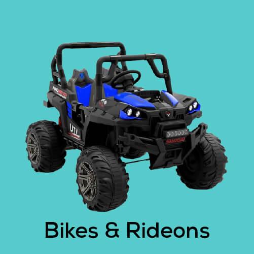 Bikes & Rideons